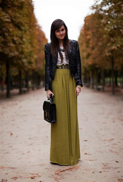 skirt style fashion style long skirt