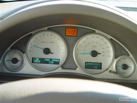 2004 buick rendezvous instrument cluster image 2004 buick rendezvous 4 door fwd instrument cluster