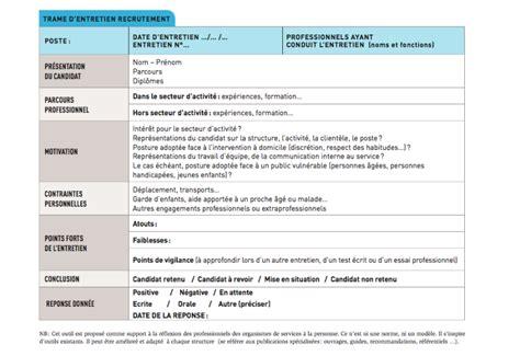 Grille D Entretien Professionnel by Grille Entretien Professionnel Ug27 Jornalagora