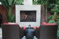 outdoor fireplace materials landscaping network