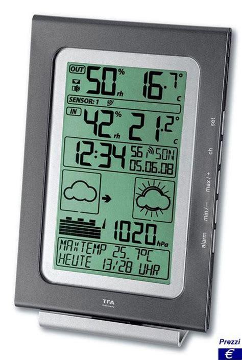 stazione metereologica da casa stazione meteorologica domestica
