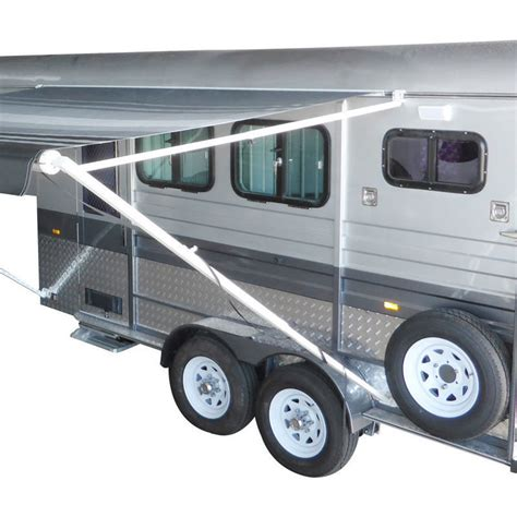 roll out awnings for caravans retractable roll out caravan side awning 4 0x2 5m buy