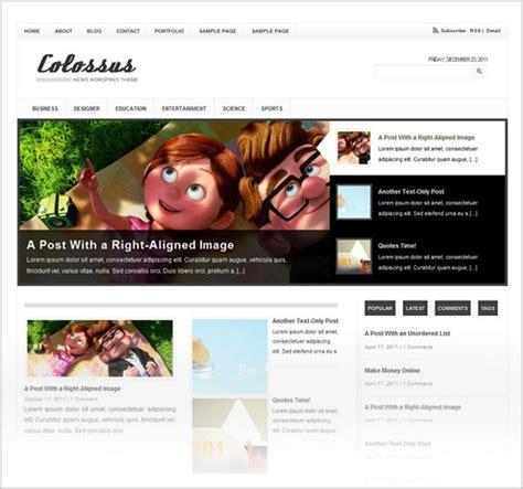 Wordpress Themes Free Uk | premium wordpress themes free 2012