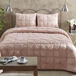 Queen Black Comforter Set 4pc Camille Blush Pink Queen Bed Quilt Bedding Set Bedding