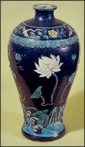 Ming Vase Designs Chinese Ceramics And Porcelain Facts And Details