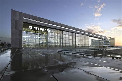 Vitra   The Cooperation of G Star RAW and Vitra