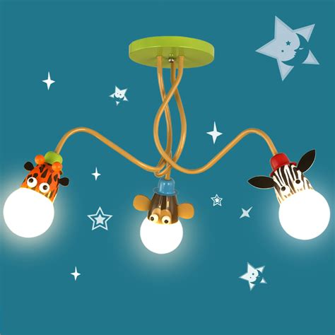 Animal Ceiling Light Animal Ceiling Light Buy Kidsplace 3 Light Zoo Animals Ceiling L From Bed Bath Beyond Safari