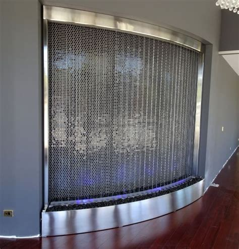 rain curtain water feature 42 best water features commercial images on pinterest