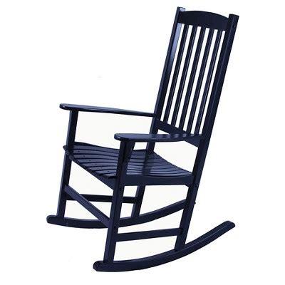 target rocking chair willow bay patio rocking chair black target