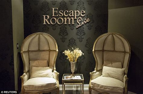 Escape Room Clues by Escape Rooms Challenge With Puzzling Clues And