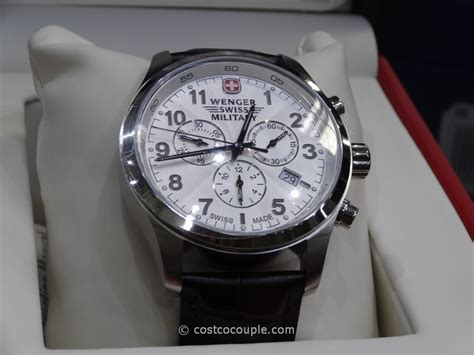 Swiss Army Krono Graph Stopwatch wenger