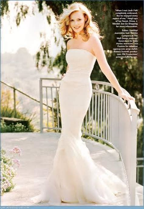 Katherine Heigl Wedding Photos by Bridal Shapewear For Every Silhouette Bra Doctor S