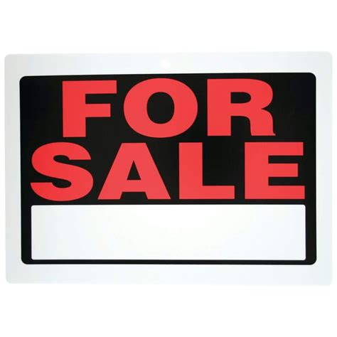 for sale sign template free clipart best