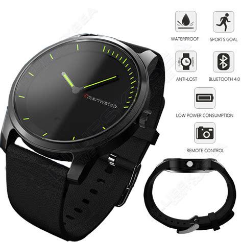Smartwatch Ip68 for android ios smart phone sport bluetooth 4 0 waterproof ip68 black smartwatch ebay