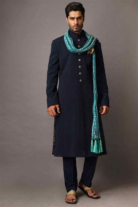 Atasan Pakistan Kurta 11 groom wedding sherwani designs for mehndi 16 fashioneven