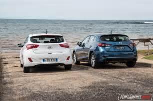 Mazda3 Vs Hyundai I30 2017 Mazda3 Vs Hyundai I30 Small Car Comparison
