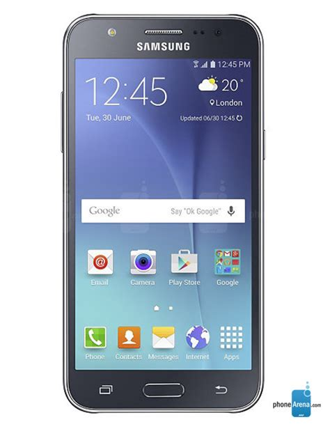 Samsung Galaxy J5 On Samsung Galaxy J5 Specs