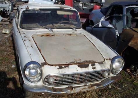 honda junk yards junk yard find 1965 honda s600 coupe bring a trailer