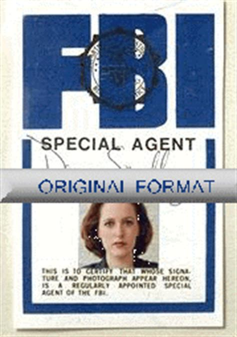 fbi id card template id novelty id driver license fbi novelty