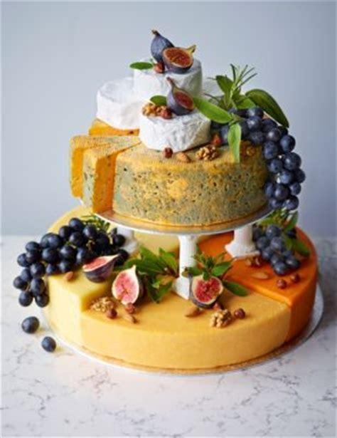 cheese celebration cake   m&s