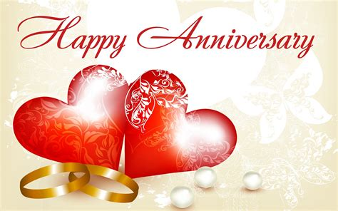 Wedding Anniversary Hd by Happy Wedding Anniversary Rings Wide Hd Wallpapers