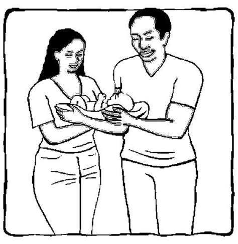 Obeying Parents Coloring Pages Coloring Pages Parents Coloring Pages