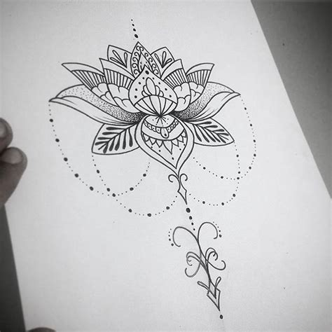fiore designs 17 best ideas about lotus on tattoos
