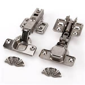 Kitchen Cabinet Soft Close Hinges by Soft Close Kitchen Cupboard Cabinet Door Hinges Slow Shut