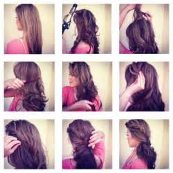 step by step hairstyles for hair with bangs and curls eid hairstyle tutorials step by step eid hairstyle designs