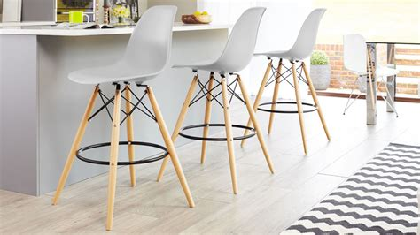 Eames Style Stool by Eames Replica Bar Stool High Quality Uk Fast Delivery