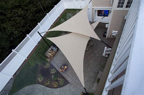 Shade Sail Ideas An Abundance Of Uses How To Cover It Shading Ideas