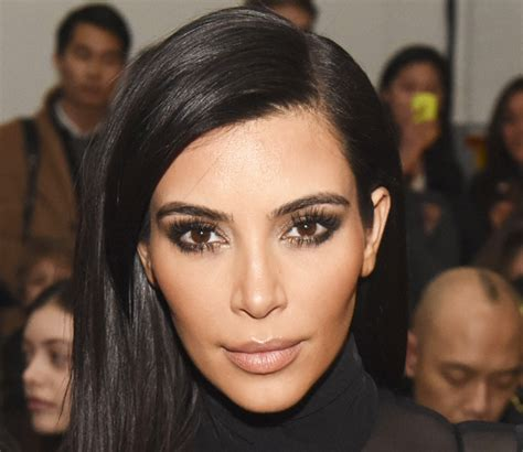 Carnations le contouring l astuce make up de kim kardashian elle be