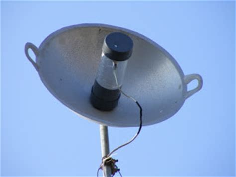 membuat antena tv dari wajan bolic cara membuat antena wajan bolic penguat sinyal modem usb