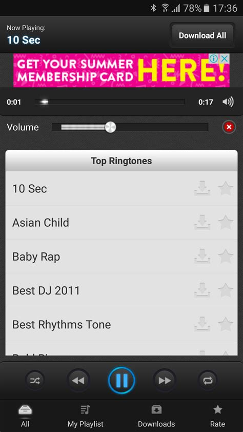 ringtones for android mp3 ringtones free