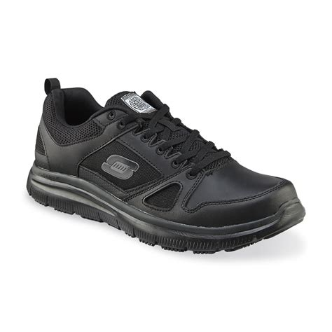 skechers work s flex advantage relaxed fit non slip