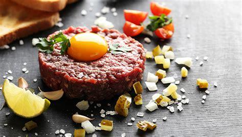 Origine Steak Tartare by Les Origines Du Steak Tartare Gt Restomania Ca Resto