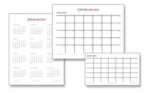 free calendar to type on calendar template 2016