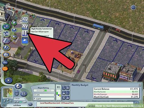 simcity zone layout how to get skyscrapers in simcity 4 9 steps with pictures