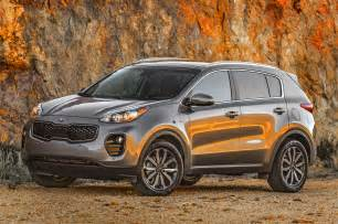 Kia Sportage Commercial Vehicle 2017 Kia Sportage Suv Automatic Features And Specs