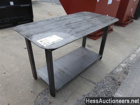 welding bench for sale used misc 30 x 57 welding work bench for sale in pa 25731