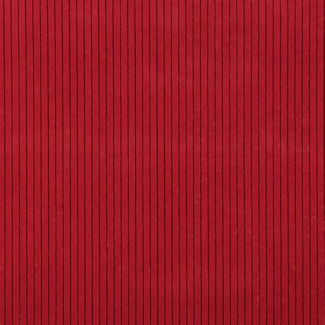 wide stripe upholstery fabric 54 quot quot wide red striped microfiber upholstery fabric by the