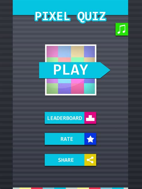 Android Quiz App Source Code by Pixel Quiz Android Source Code Codester