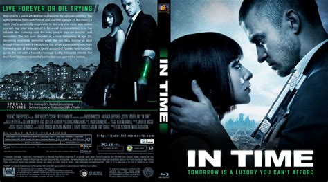 in time custom covers in time custom dvd covers