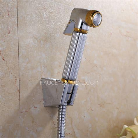 bidet modern modern pressurized brass bidet faucet with held spray