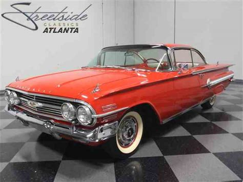 pictures of 1960 chevy impala 1960 chevrolet impala for sale on classiccars 28