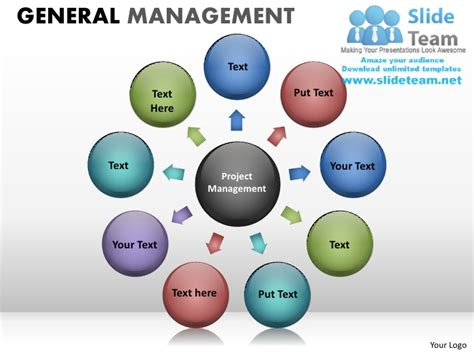 General Management Powerpoint Presentation Slides Ppt Templates Powerpoint Templates For Project Management