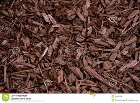 Decorative Bark by Mulch Brown Decorative Bark Stock Photo Image 50328504