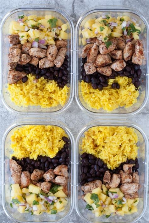 food prep meals 20 dinners you can meal prep on sunday the everygirl