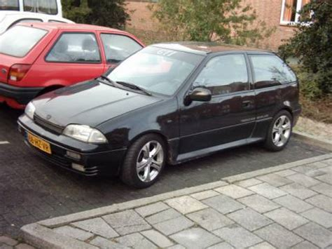 how to work on cars 1992 suzuki swift electronic throttle control suzuki swift 1 3 gti 1992 gebruikerservaring autoreviews autoweek nl