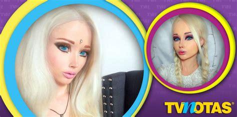barbie humana causa conmocion con nuevas fotos telemundo area circula desconcertante foto de la barbie humana a cara